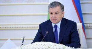 mirziyoyev