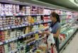 epa04344089 A moman chooses dairy products from a rack in a supermarket in Moscow, Russia, 07 August 2014. The Russian government announced details of a sweeping ban on food imports from the European Union, United States, Norway, Canada and Australia, in retaliation for sanctions over the pro-Russian separatist uprising in eastern Ukraine. Prime Minister Dmitri Medvedev said the ban - which goes into effect 07 August and will last a year - includes meat, fish, poultry, milk products, vegetables and fruits, and would bolster Russian domestic agriculture. President Vladimir Putin had already ordered the agricultural import bans on these countries.  EPA/YURI KOCHETKOV