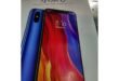 Xiaomi Mi 8 расмий постери: юз сканери, икки асосий камера ва шиша корпус