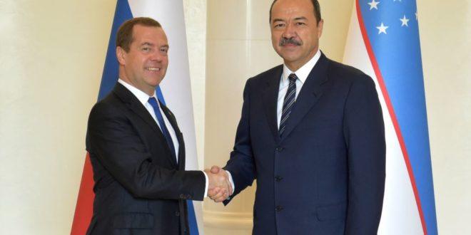 Moskva bilan Toshkent urtasida Uzbekistonda AES qurish tugrisida bitim imzolandi