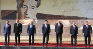 Встреча главы тюркоязычных государств в  Чолпон-Ате