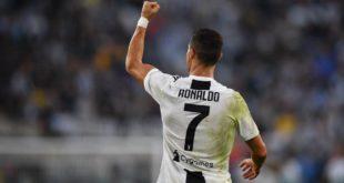 Роналду топ-5 лигалар рекордчисига айланди