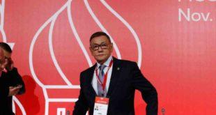 Russia - Gafur Rakhimov at the AIBA Congress