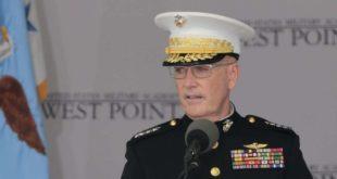 АҚШ генерали, Штаб бошлиқлари бирлашган қўмитаси раиси Жозеф Данфорд