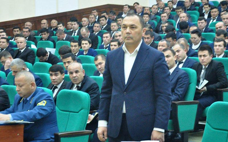 Юнусжон Насимжанов