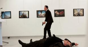 В Турции начался суд по делу об убийстве посла России — Андрея Карлова