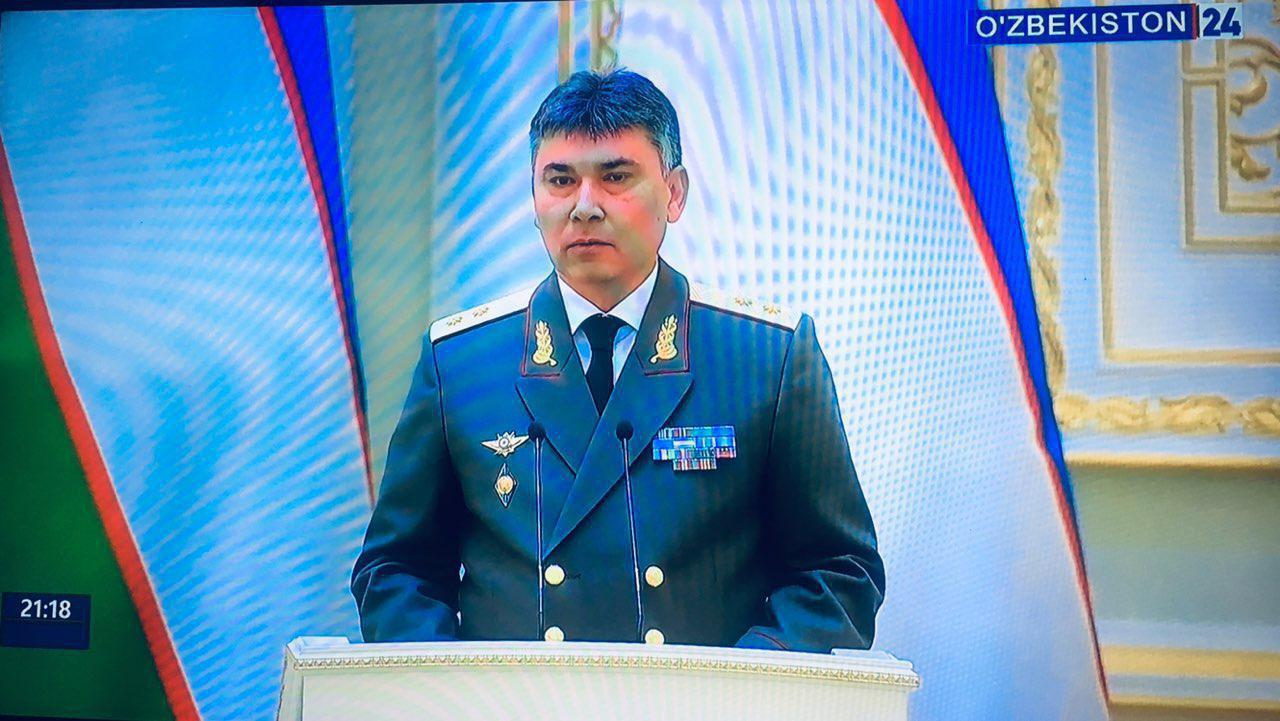 Баҳодир Тошматов