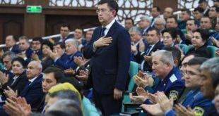 Эркинжон Турдимов официально утвержден хокимом Самаркандской области