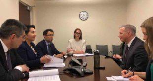 ТИВ: АҚШ Ўзбекистонга савдо имтиёзлари бериш масаласини ўрганмоқда