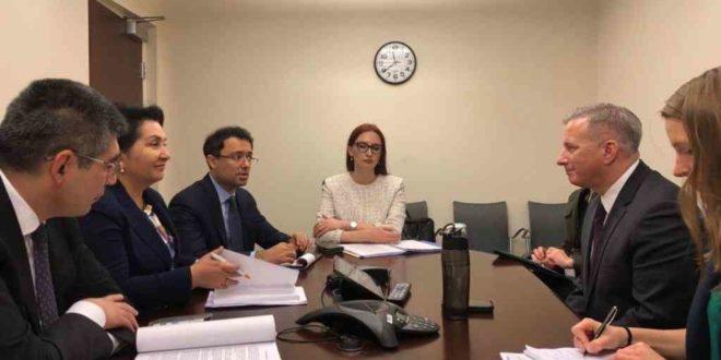 ТИВ: АКШ Узбекистонга савдо имтиёзлари бериш масаласини урганмокда