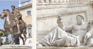 Статуи Древнего Рима