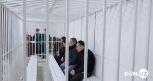 Прокурор представил в суде видеозапись по делу Жамшида Кенжаева