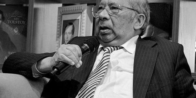 Умер Тохир Малик — народный писатель Узбекистана