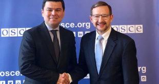 Генсек ОБСЕ приветствовал открытие доступа к ряду сайтов в Узбекистане