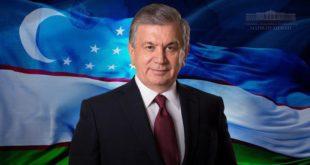 Мирзиёев поздравил глав нескольких государств