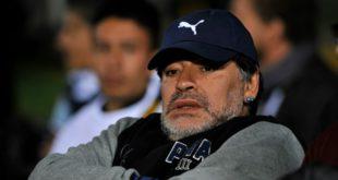Марадона: «Мен ўлаётганим йўқ»
