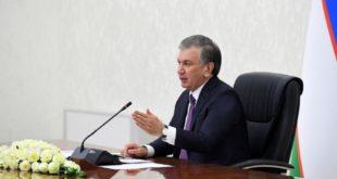 Мирзиёев подписал закон о приватизации земельных участков
