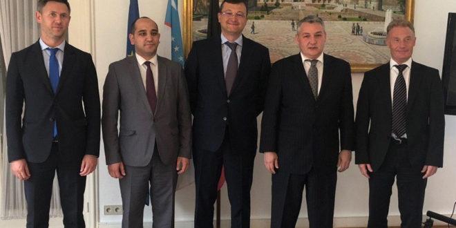 Узбекистан хочет привлечь «Газпромбанк» для финансирования проектов в энергетике