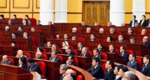 Депутаты в первом чтении рассмотрели проект закона, усиливающий ответственность членов правительства