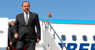 Делегация во главе с Премьер-министром Ариповым посетит Кыргызстан. Ожидается встреча с президентом Жээнбековым