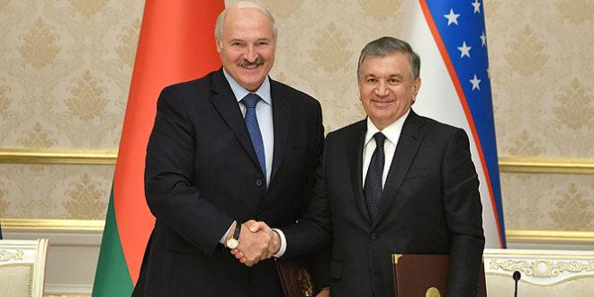 Узбекистон ва Беларусь уртасида битим кучга кирди