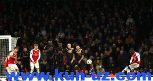 Европа Лигаси. «Арсенал» ва «Селтик»да иродали галаба, Пепедан дубль