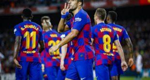 Ла Лига. «Барселона» «Севилья»ни йирик хисобда маглуб этди ва 2-уринга кутарилиб олди