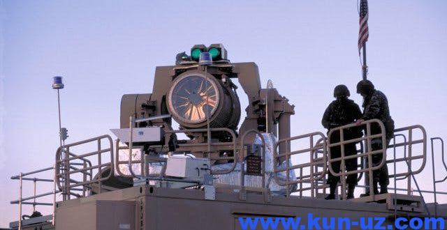 США установят на корабле первый боевой лазер