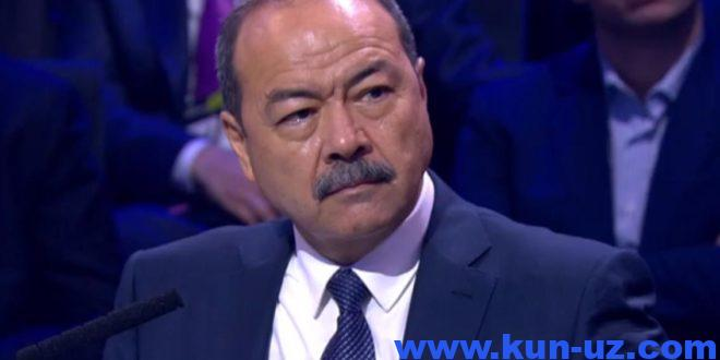 Абдулла Арипов рассказал о скорости Интернета в Узбекистане