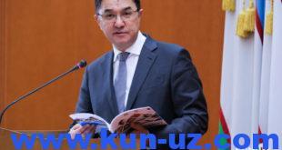 Джамшида Кучкарова признали лучшим министром финансов года