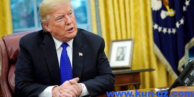Tramp prezidentligi sababli milliardlab dollar yuqotganidan afsuslanmasligini aytdi