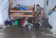 Самарканднинг Форобий махалласида сув тошкинидан унга якин хонадон жиддий зарар курди — фотолар