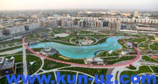 Стали известны названия новых улиц в Tashkent city