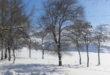 Первый снег в Узбекистан надвигается 20-ноября 2019года