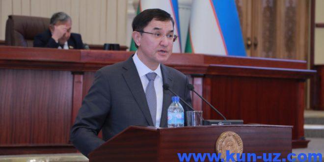 Жамшид Кучкоров: «Жорий йилда инфляция юкори булиши кутиляпти»