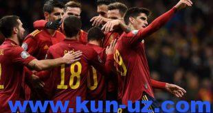 Evro-2020 saralashi. Shveysariya va Daniya Evropa chempionatiga chiqdi, Italiyadan 9ta, Ispaniyadan 5ta gol