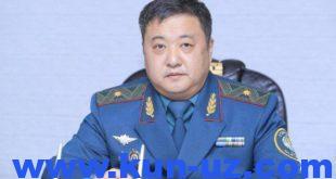 Узбекский Генерал-майор Дмитрий Пан заключен под стражу