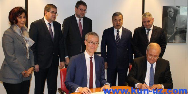 Евроиттифок Узбекистоннинг ЖСТга кириши учун маблаг ажратди