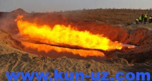 Дебит новой скважины на месторождении Девхона составил 500 тыс. куб.м в сутки