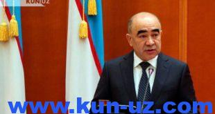 Зойир Мирзаев стал хокимом Кашкадарьи