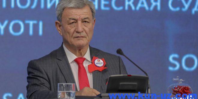 «Toshkentda 5 bolali oila 2,5 mln sum oylikka yashay oladi» – KhDP lideri istemol savatchasi haqida