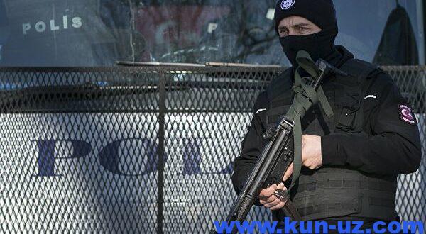 Turkiya Fransiyaga IShIDning 11 jangarisini deportasiya qildi