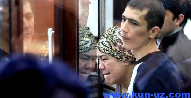 Kami 19 yil. Peterburg metrosidagi portlash buyicha ayblanganlarga hukm uqildi
