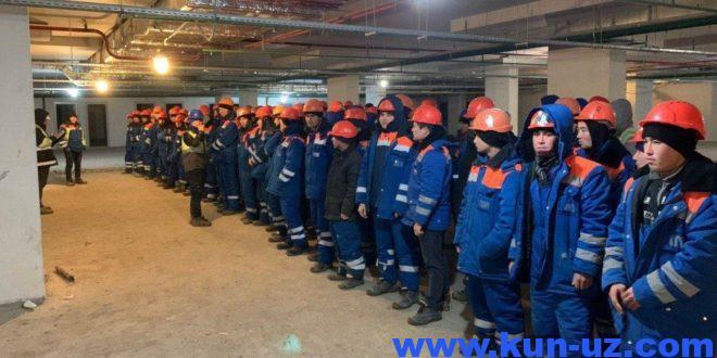 Uzbekiston Rossiyadan mehnat muhojirlariga nisbatan amnistiya suradi
