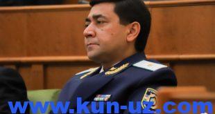Суд огласил приговор экс-генпрокурору Отабеку Муродову