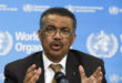 epa08195250 Tedros Adhanom Ghebreyesus, Director General of the World Health Organization (WHO), informs the media about the current situation regarding the novel coronavirus (2019-nCoV) during a press conference at the World Health Organization (WHO) headquarters in Geneva, Switzerland, 05 February 2020.  EPA/SALVATORE DI NOLFI/2020-02-06 01:12:12/