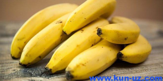 Кунига икки донадан банан ейилса организмда кандай узгаришлар содир булади?
