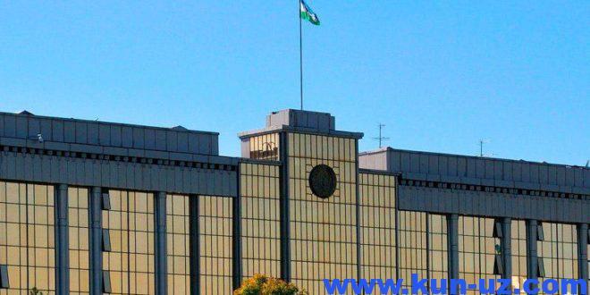 Uzbekiston hukumati ijro etuvchi tuzilmasida uzgarishlar ruy berdi