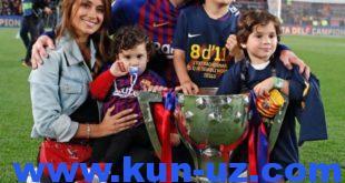 Messi «Barsa»dagi ichki mojaro, EChL golibligi uchun turt davogar va Ronaldu haqida