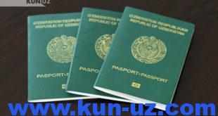 С 1 марта граждане Узбекистана, проживающие за рубежом, смогут оформить биометрический паспорт в диппредставительствах